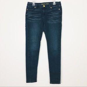 Michael Kors Super Skinny Jeans size 2 Petite EUC